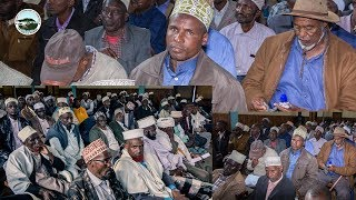 # PeaceInMarsabit #CeaseFire #Marsabit MARSABIT LEADERS, ELDERS CRY FOR CEASEFIRE. COMPLETE DOCU