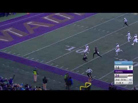 Highlights | JMU Football vs. Rhode Island