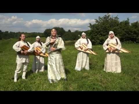 Русь православная - Анна Сизова (клип)