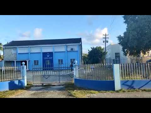 Antigua Breaking News Video  of Guy who kill Police officer in St John's Police Station