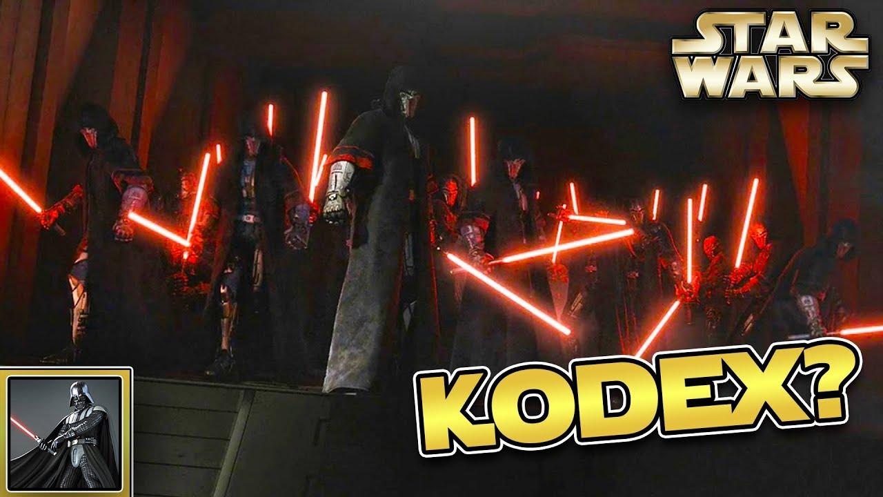 Star Wars Was War Der Sith Kodex Und Was Hat Er Zu Bedeuten