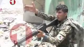 Exclusive Afghan Brave Soldier Alone Kill 6 attackers in Kabul MUST WATCH !!!