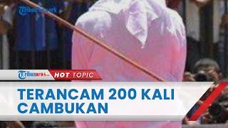 Pemuda Rudapaksa Pacarnya di Aceh, Pelaku Terancam Dihukum 200 Kali Cambuk atau Denda 2000 Gram Emas