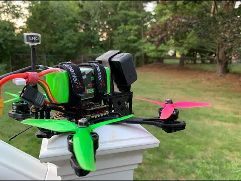 Фото We've got to go flying again with FPV !! Astro X5 FPV Freestyle