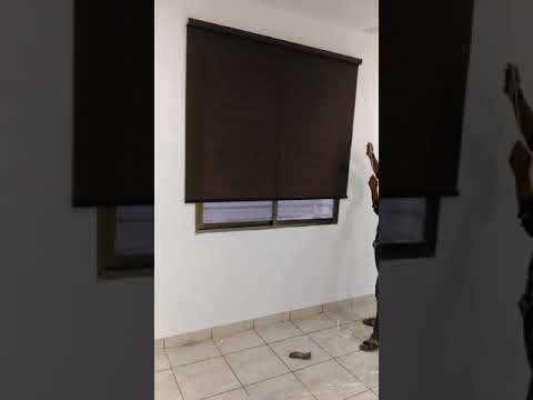 Roller blind easy installation By S.K Aluminium
