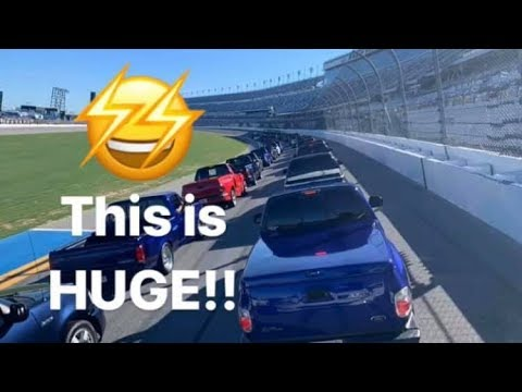 Southeast Ford SVT Lightning Meet - 2019 - Part 1 - Daytona Truck Meet!