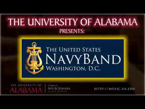The United States Navy Band - Armed Services Medley
