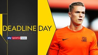 LIVE! Latest transfer news on Man Utd, Man City & Spurs! | Deadline Day | Sky Sports News