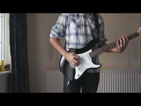 Disturbed   Facade guitar cover by Gurpal Sian