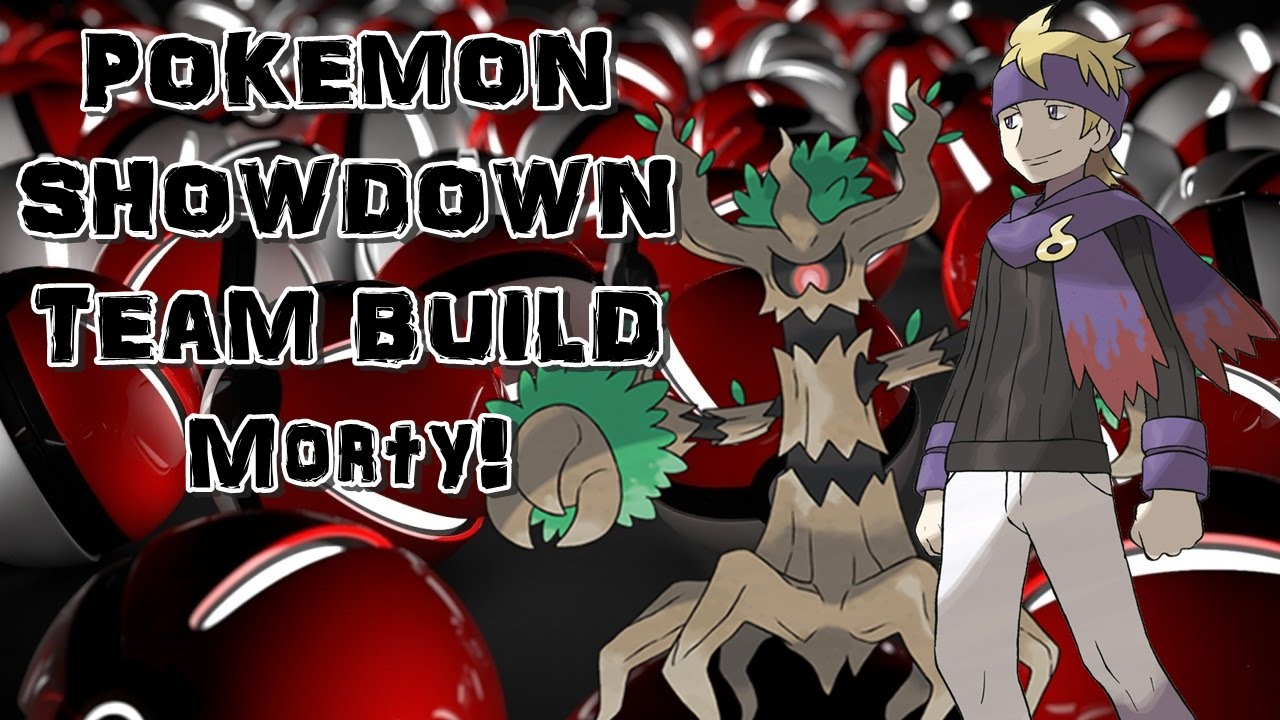how to build a pokemon team