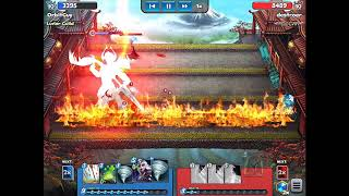 Castle Crush GIANT DARK ANGEL is UNSTOPPABLE online action games