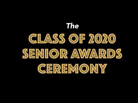 Bergen County Academies Class of 2020 Senior Awards Ceremony