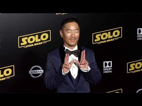 "Leonardo Nam ""Solo: A Star Wars Story"" World Premiere Red Carpet"