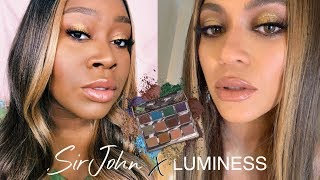 THE LION KING MAKEUP COLLECTION | Bombbeauty