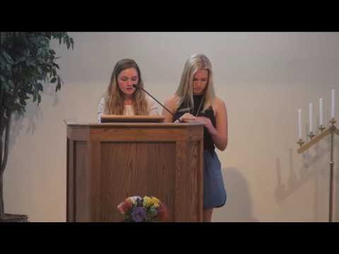 Aspen High School Baccalaureate Service