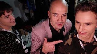 Шоу Танцы на ТНТ 3 сезон - Топ 33 - Саша Селиванова - Тэо Эдуард - Влог