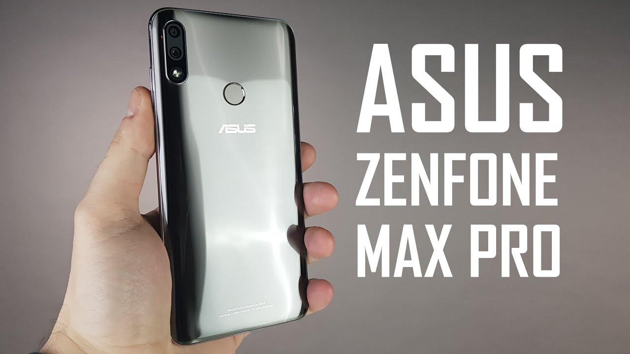 Telefon de buget cu surprize - ASUS Zenfone Max Pro M2