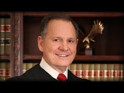 AFTER MAJOR UPSET, ROY MOORE TRAVELS TO DC - BUT IT