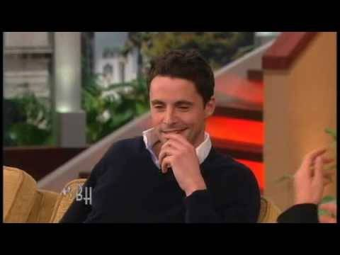 """Leap Year's"" Matthew Goode Talks About Being a New Dad - THE BONNIE HUNT SHOW"