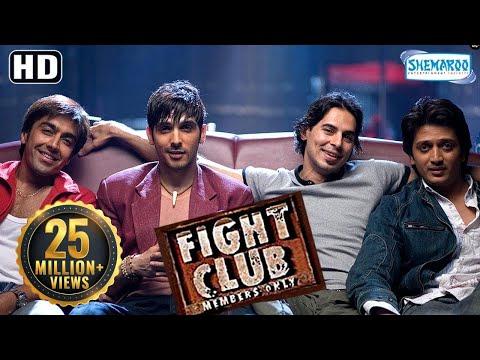 Fight Club:Members Only (HD) - Suniel Shetty, Riteish Deshmukh - Hit Hindi Movie With Eng Subtitles