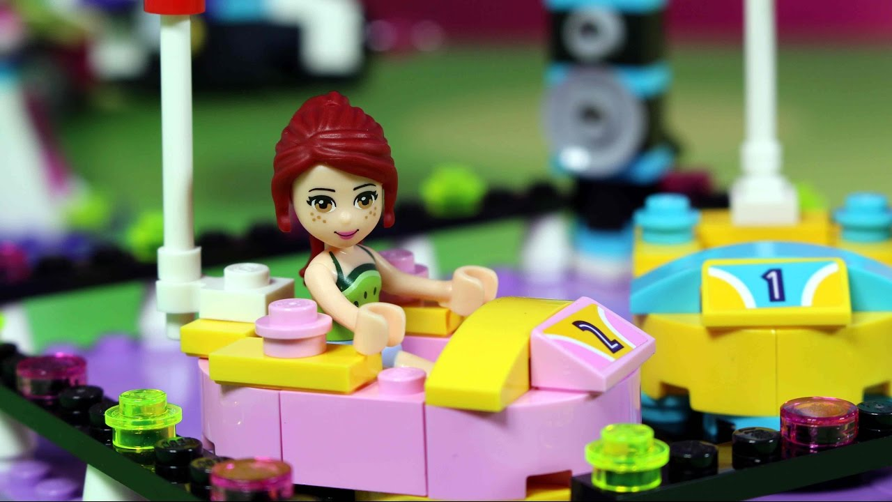 Samolubna Mia Park Rozrywki Klocki Lego Friends Bajka Po