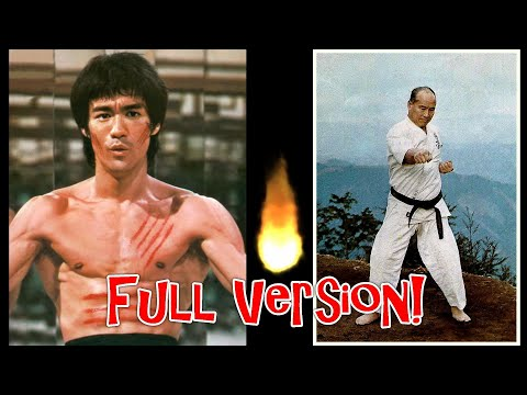 Bruce Lee Vs Mas Oyama Who Would Win? | Dream Fights! (Full Version)