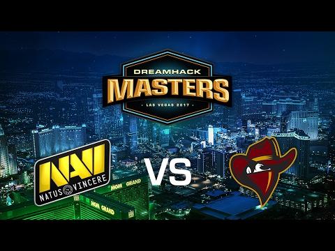 Na'Vi vs. Renegades - Mirage - Group D - DreamHack Masters Las Vegas 2017