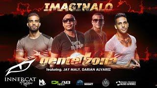 Смотреть клип Gente D Zona Ft. Jay Maly, Darian Alvarez - Imaginalo
