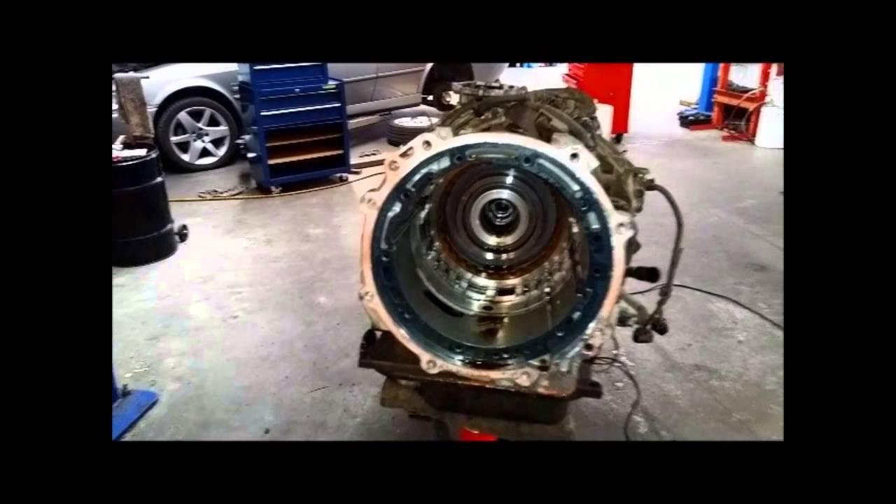 Mitsubishi  TritonPajero Automatic Transmission Broken Pla  YouTube