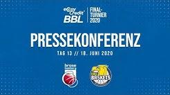 LIVE | VF: Brose Bamberg vs EWE Baskets Oldenburg - PK |easyCredit BBL Finalturnier 2020