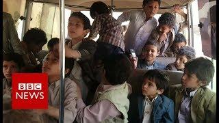 Yemen air strike: The school that's lost 42 children - BBC News