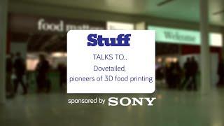 Stuff Talks Episode 5: Dovetailed, Pioneers Of 3D Food Printing