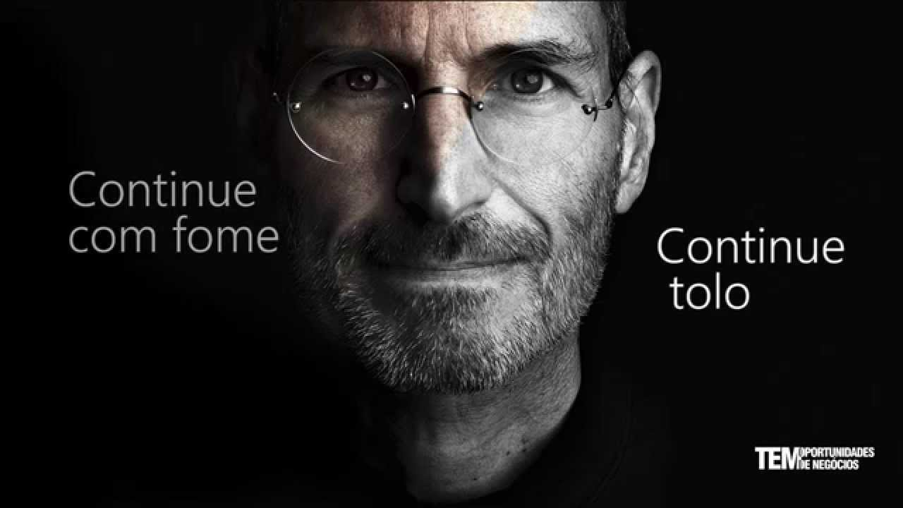 Steve Jobs As Melhores Frases Inspiradoras Youtube