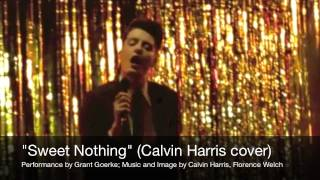 """Sweet Nothing"" by Calvin Harris, Florence Welch (all acoustic cover, instrumental)"