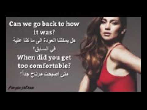 Jennifer Lopez Ain t your mama مترجمة
