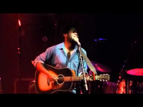 "Michael Kiwanuka - ""Any Day Will Do Fine"" Live @ Highline Ballroom"