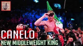 Thoughts on Canelo vs Golovkin 2