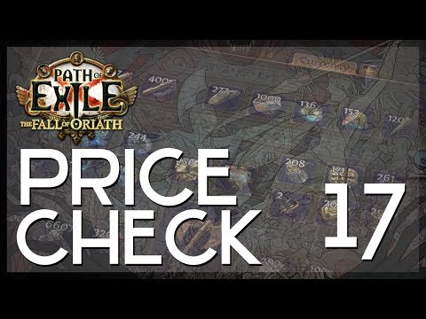Path of Exile: Price Check! Episode 17