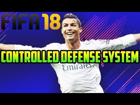 Controlled Defense System (sistema controlado de defensa) FIFA 18