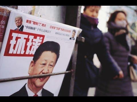 """《石涛聚焦》港媒:美国中期选举结果 环时 """"川普输啦!被报应啦!"""" 习近平赢啦!"""