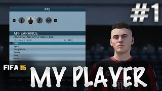 FIFA 16 | My Player | #1 | Player Career Mode Is Back!