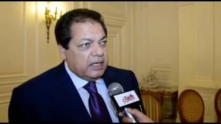 أخبار اليوم   محمد ابو العنين رئيس مجلس إدارة مجموعة كليوباترا