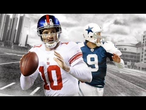Sunday Night Football: Giants vs. Cowboys - Madden NFL 25 Commentary