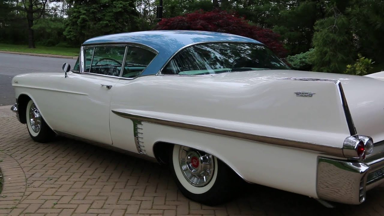 1957 Cadillac Series 62 For Sale~A/C~Pwr Windows~Beautiful ...