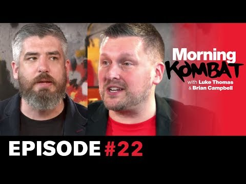 Ruiz Vs. Joshua II, UFC DC, Charlo Vs. Hogan | MORNING KOMBAT | Ep. 22