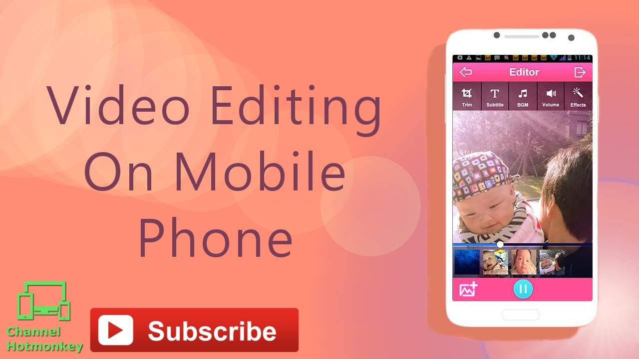 Video show tutorial how to edit videos on your mobile phone video show tutorial how to edit videos on your mobile phone youtube ccuart Choice Image