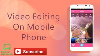 VIDEO SHOW Tutorial | How to Edit Videos on Your Mobile Phone(In this tutorial we will se how you can do basic video editing on an Android phone or tablet, using the free version of an app called Video Show. Stick around for ..., 2014-09-05T00:34:05.000Z)