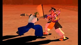 The video game with the most realistic sword fighting?
