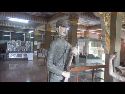 VLOG Kanchanaburi: War Museum, River Kwai, Sai Yok