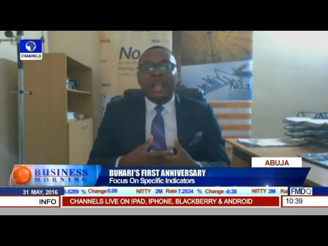 Buhari's First Year Anniversary NOIPolls Surveys Nigerians